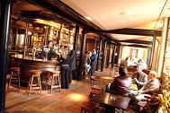 The Whsiky Bar at Oran Mor