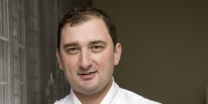 Dan Hall: soon to be firing the stoves at Blythswood Hotel