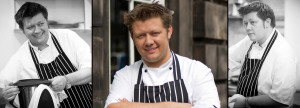 Mark Greenaway is setting up his new restaurant on North Castle Street.