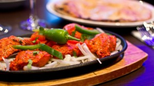 Indian, Italian, Mexican and Chinese are available at Spice Fusion