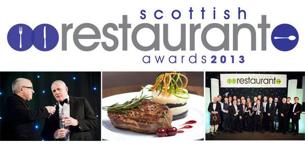 Scottish restaurant award finalists 2013