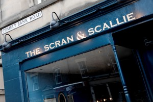 The Scran and Scallie opens on Sunday