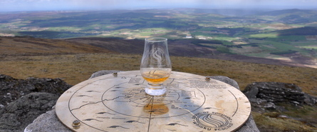 There will be whisky in every direction, as far as the eye can see