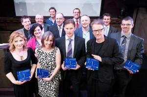 The cream of Scotland's restaurant industry at the Scottish Restaurant Awards