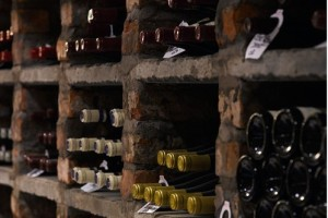 The wine cellars at Hotel du Vin @ One Devonshire have their attractions