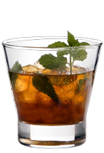 The 56 julep: the liquid version of six o'clock Friday