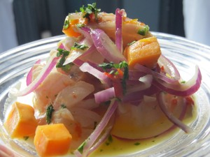 My attempt at Don Ceviche.