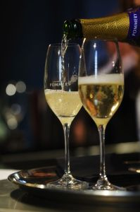 Pommery Champagne are back at the Signet Library