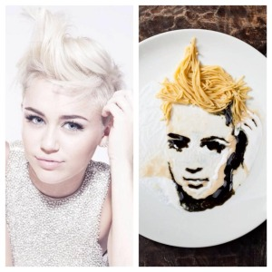 Miley Soyrus obviously