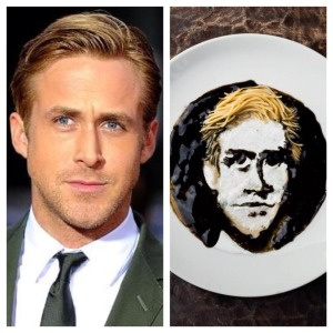 And finally, we have Ramen Gosling, a piece of art where the name is better than the work itself