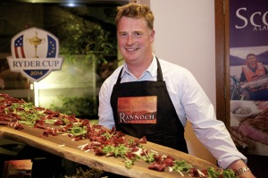 The Rannoch Smokery is just one of the many Scottish businesses aiming to make the most of 2014