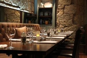 Playfair's Restaurant in St Andrews is launching the new autumn menu with a wine tasting