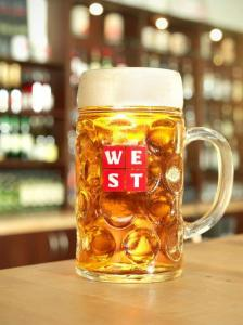 It's stein time at WEST
