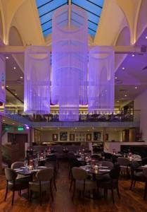 Amarone Aberdeen is a good looking restaurant.