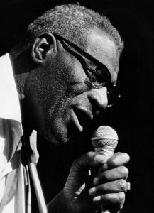 Howlin' Wolf: inspiration for a new blues bar on Bath Street.