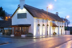 Souter's Inn is back in business. Copyrighted Image by Guy Hinks.