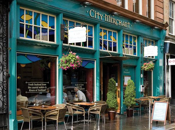 Scottish Restaurants In Glasgow City Centre Merchant