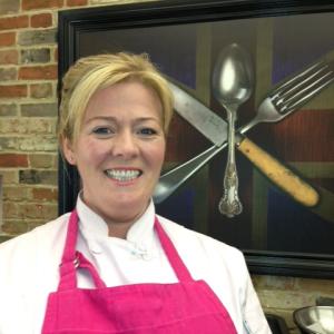 Chef Jacqueline