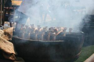 It's a safe bet that smokies will be on the menu.