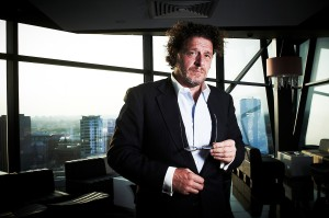 Marco Pierre White: soon to be making an appearance in Glasgow.
