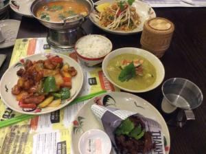 Thai street food is the bedrock of the Thaikhun menu.