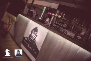 The bar at The Tinsmith. Pic via Facebook.