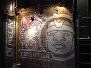 Cha Cha Laca: fancy a tequila?