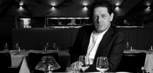 Marco Pierre White is spreading his wings north of the border.