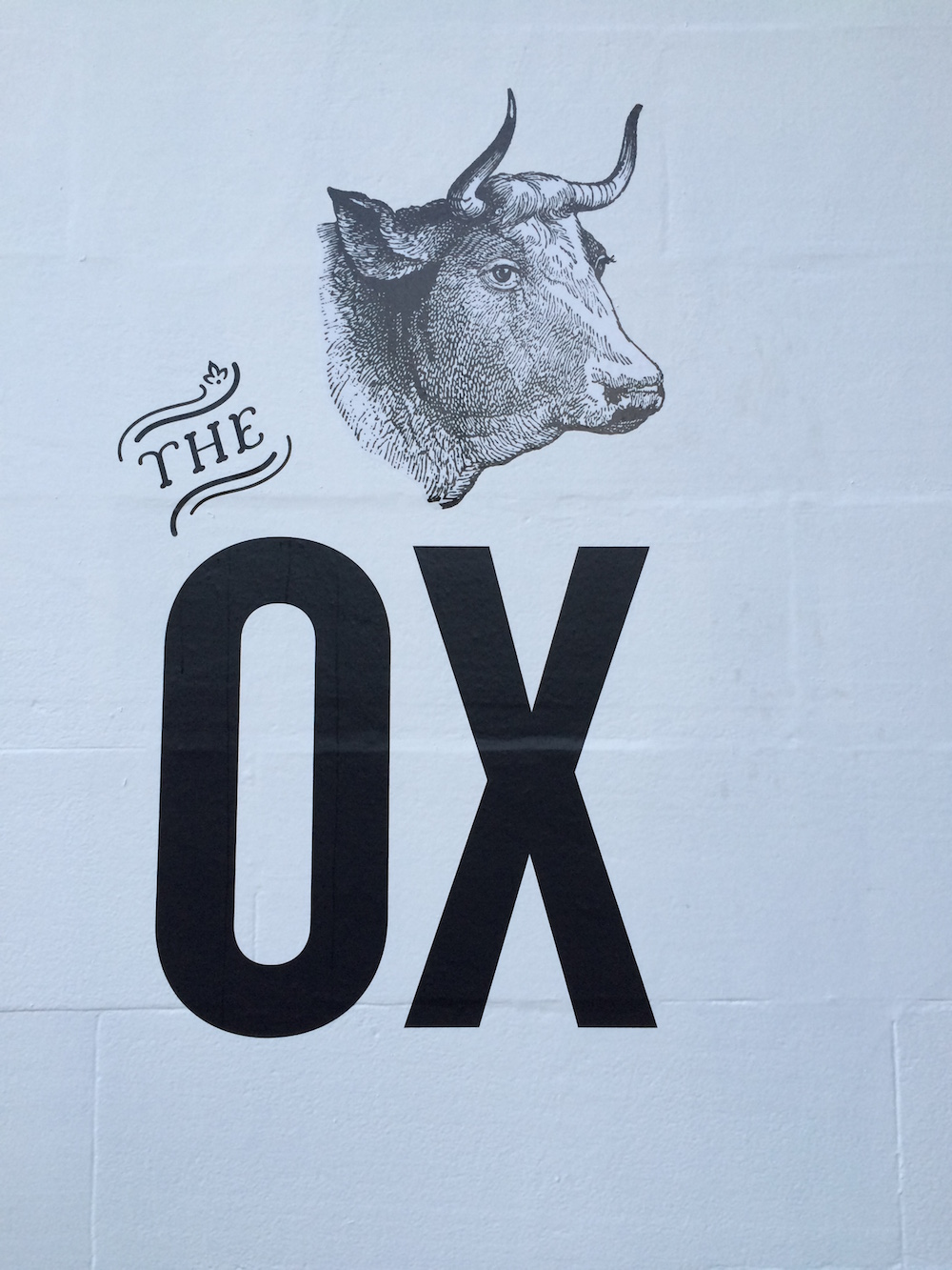Go gastro at The Ox.