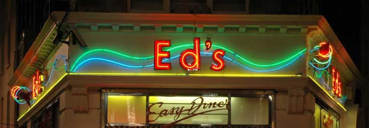 Ed's Easy Diner: soon to be flipping in Aberdeen.