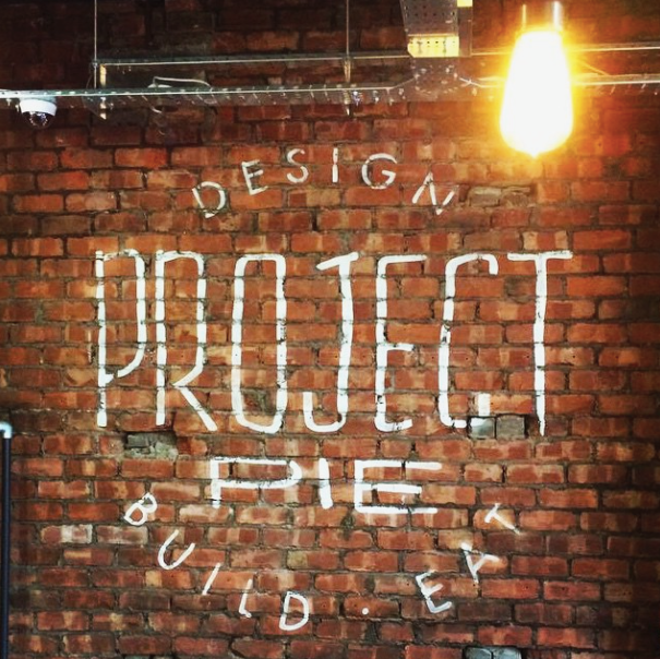 Project Pie is getting ready to grab a slice of the pizza market in Dundee.