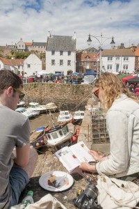 Crail Food Festival: a fun day out.