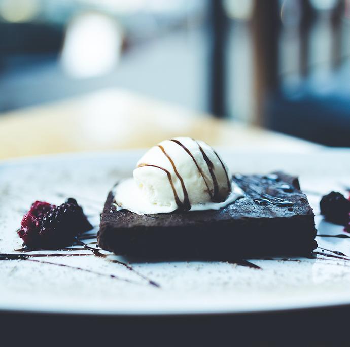 Grand Cru Chocolate Brownie