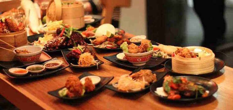 Pan Asian street food is on the menu at the Bar Soba outlets.