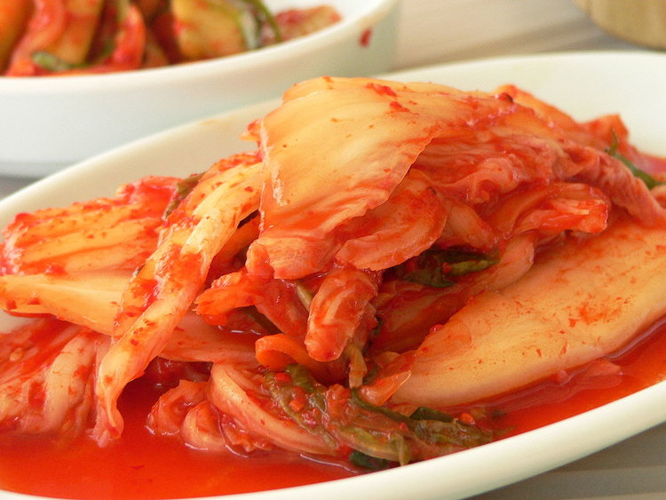 Kimchi: can 50 million south Koreans be wrong? Pic by Nagyman via Wiki.