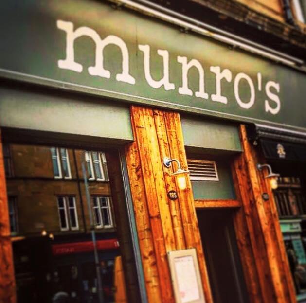 Glasgow And Edinburgh Restaurant And Bar News Round-up