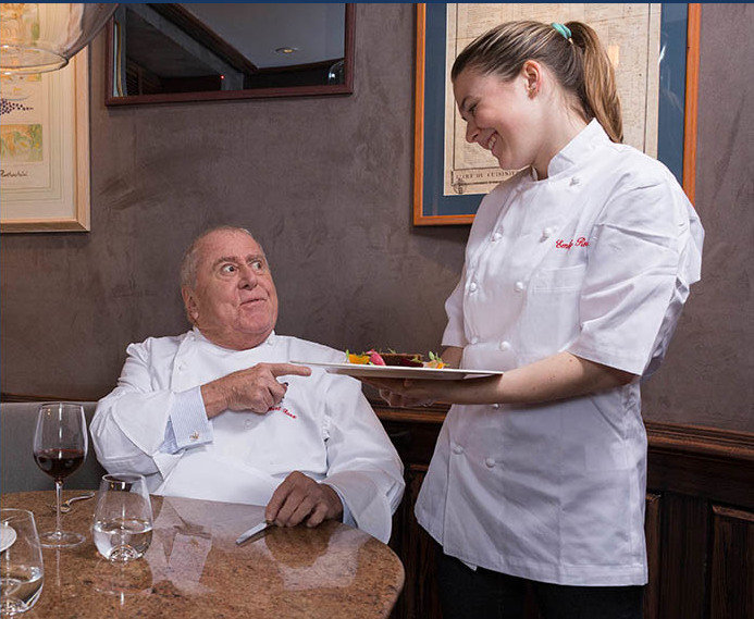 Albert and Emily Roux: kitchen dynasty.
