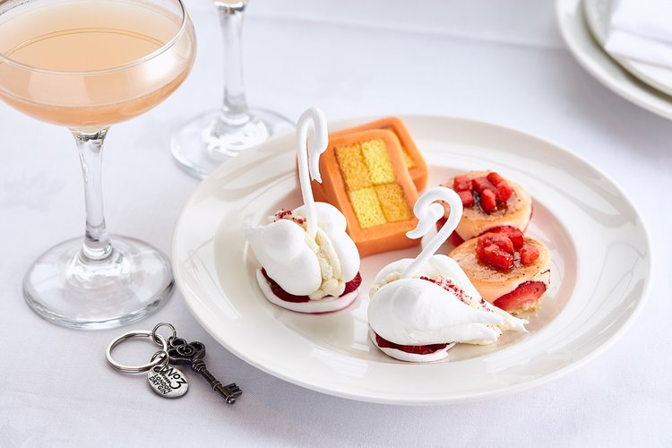 Fancy swanning off to try the One Square summer afternoon tea?