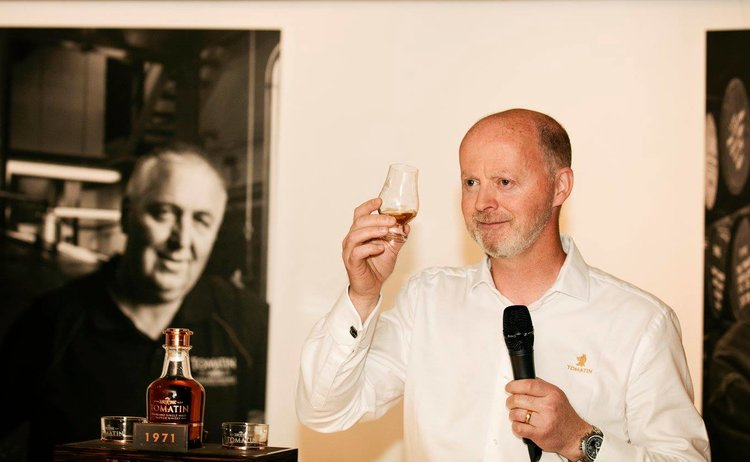 Tomatin distiller Graham Eunson will be exploring whisky and food pairings with Jak O'Donnell, Chef Patron at The Sisters.