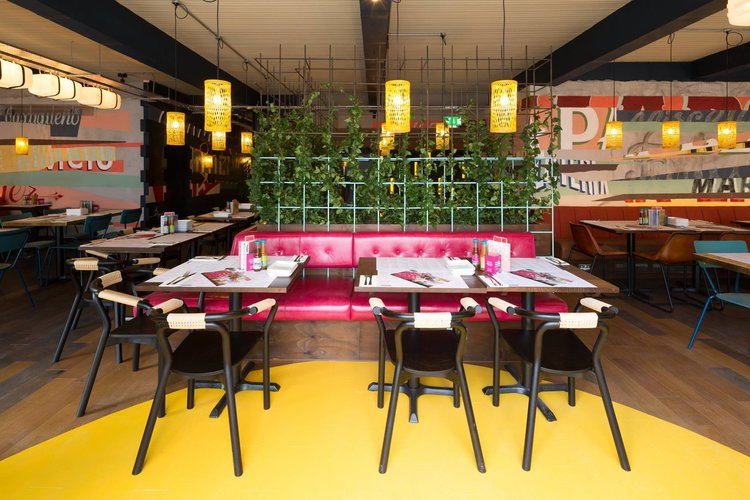 Wahaca is a colourful new edition to Edinburgh's restaurant scene.