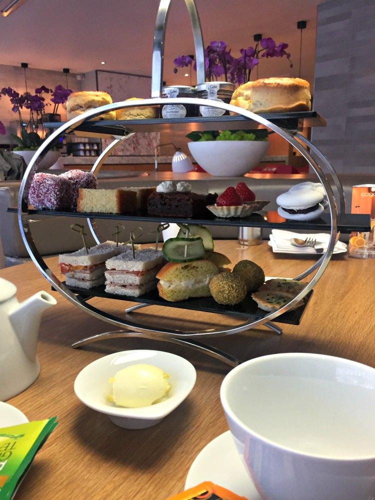apex afternoon tea