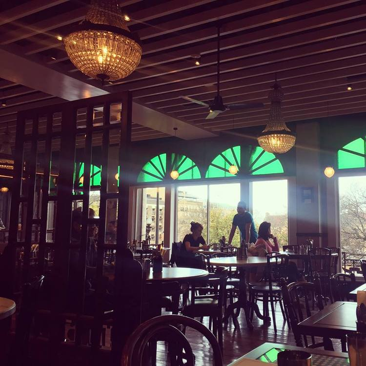 The National Bar And Dining Rooms: New Edinburgh Restaurant: Dishoom