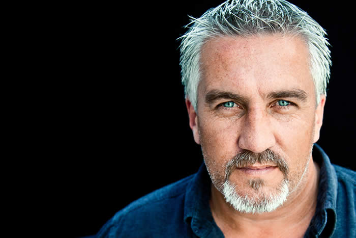 Paul Hollywood: flour power.