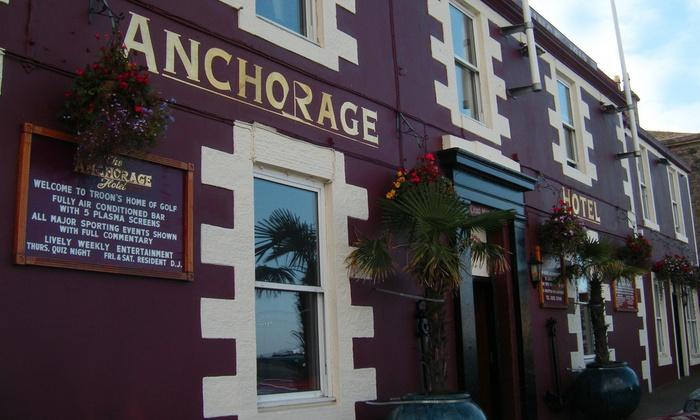The Anchorage Hotel, Troon