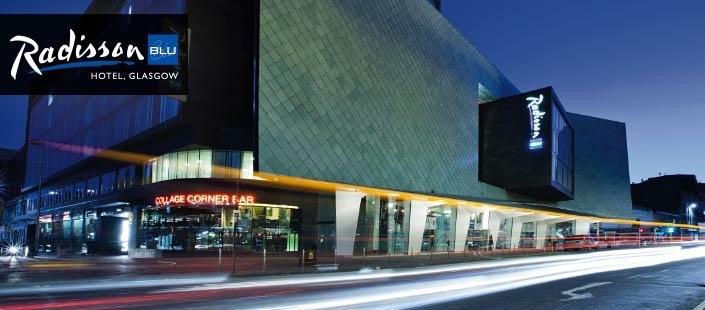 five star hotel experience - Radisson Blu Glasgow