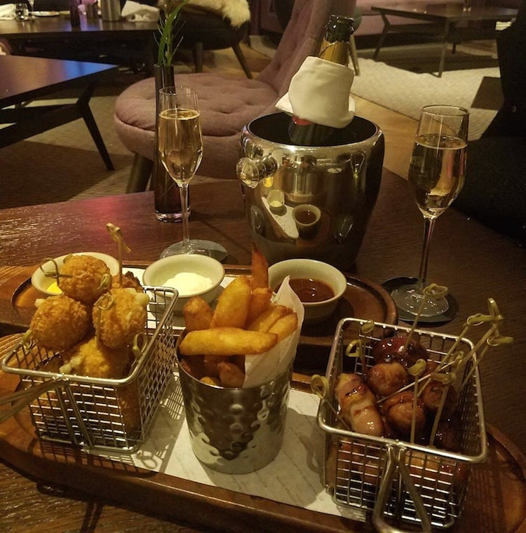 Guilty Pleasures at Blythswood