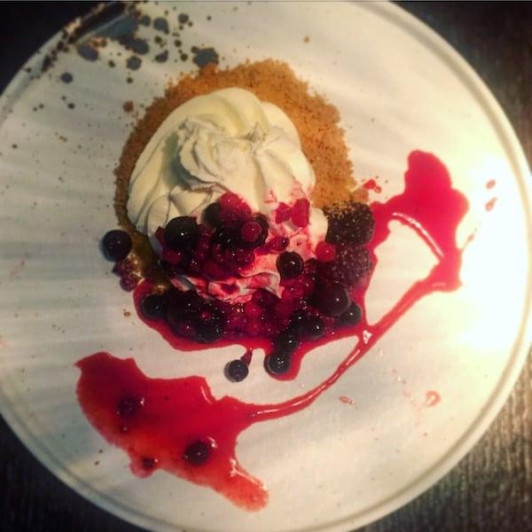 The Village Hotel Glasgow - Cheesecake