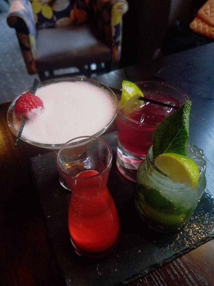Missoula Glasgow cocktails