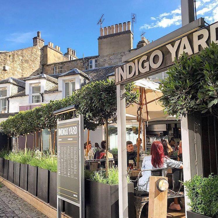 Indigo Yard