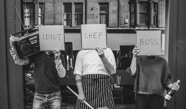 new restaurants in Glasgow